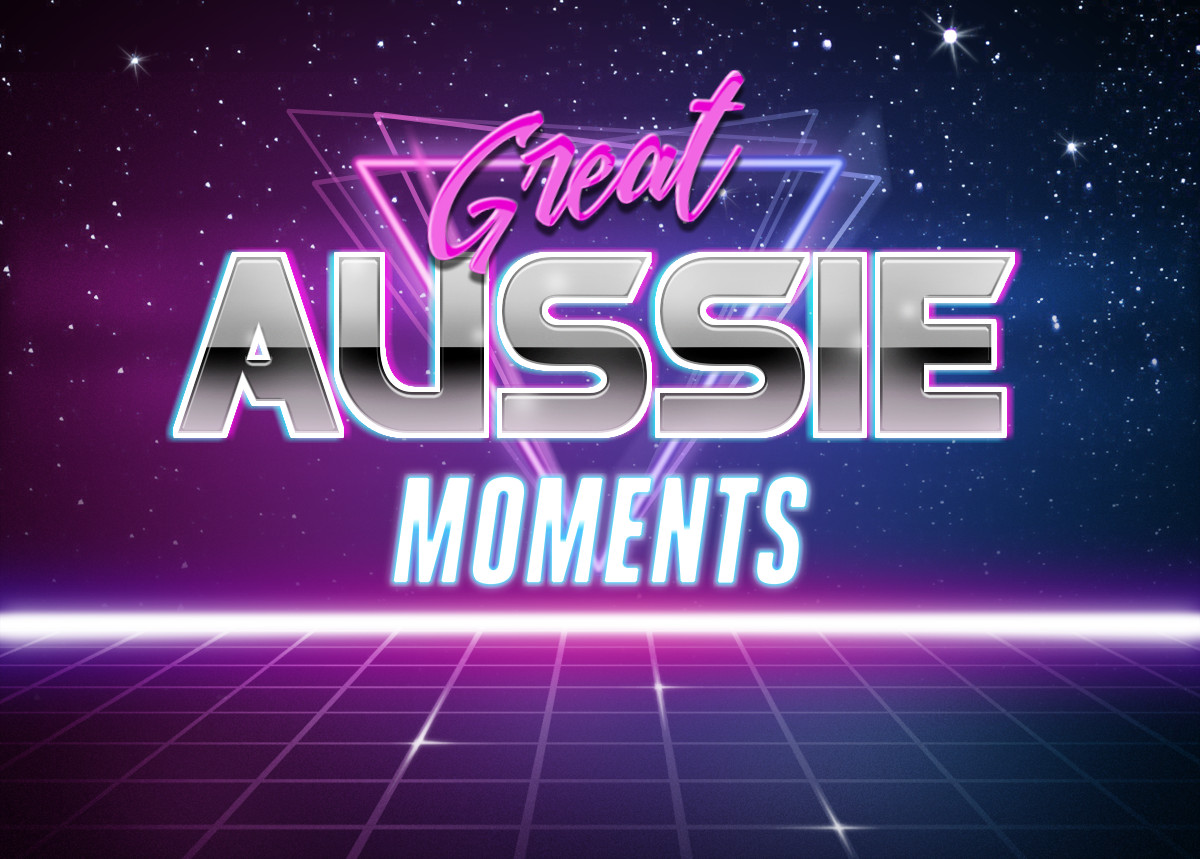 Great Aussie Moments
